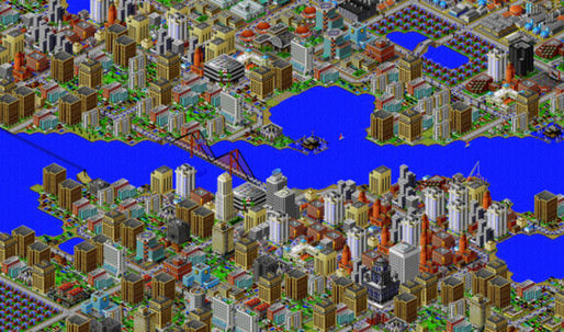 What SimCity 2000 teaches us about urban planning today