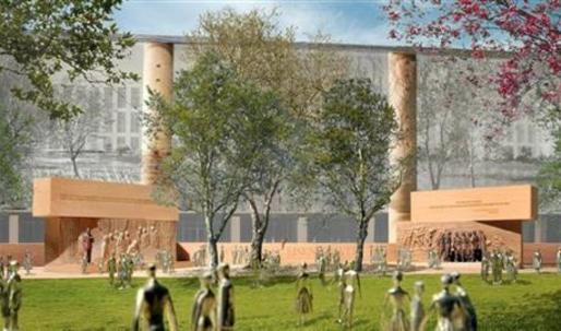 Panel rejects design for Eisenhower Memorial