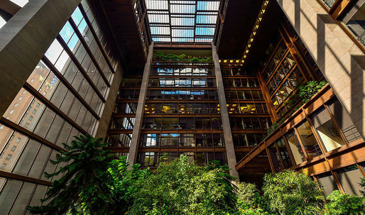 Building upgrades proposed for Roche + Dinkeloo's Ford Foundation Building
