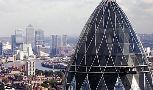 Architect behind the Gherkin says he has finished designing strangely shaped edifices
