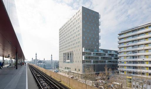 NL Architects Completes De Kameleon
