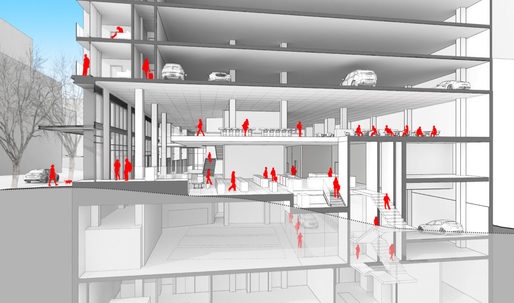 From housing cars to housing people: the case for designing adaptable parking garages