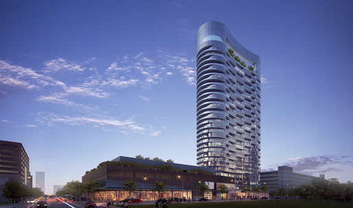 RTKL Gets to Design a 28-story Tower in Indianapolis