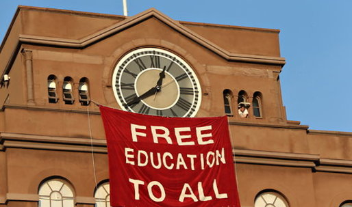 Students Seize Cooper Union Room to Protest Possible Tuition