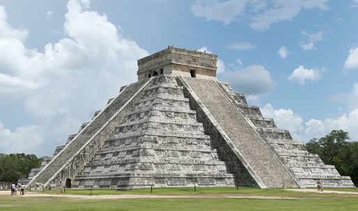 "Three pyramids in one: Mayan Kukulkan pyramid is an architectural ""Russian nesting doll"""