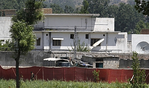 Osama bin Laden's hideout revealed