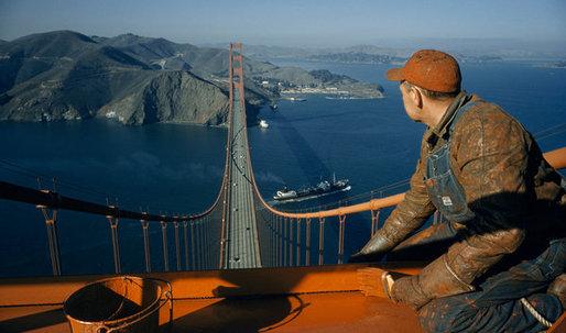 "Reinstating ""awe"" in Americas infrastructure"