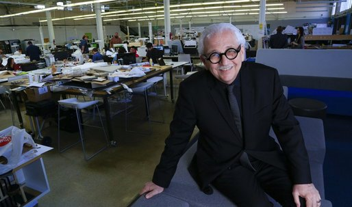 Newschool President Marvin Malecha about his big plans for the school and San Diego