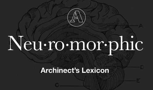 "Archinects Lexicon: ""Neuromorphic Architecture"""