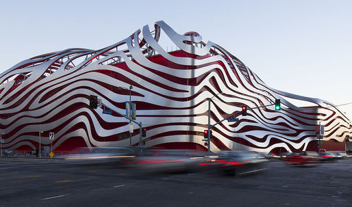 L.A.'s Petersen Museum receives 2017 American Architecture Award