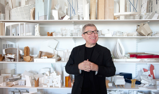 """Architecture is a field of repression"": Daniel Libeskind on childhood memories, trauma, and architecture"