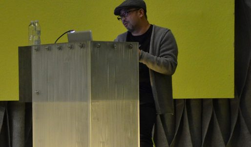 Hitoshi Abe on place-making and layered formalism at UCLA