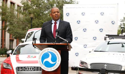 "U.S. Transportation Secretary Foxx on the future of transportation: ""We had to do something different."""