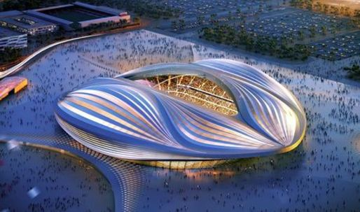 More Bad News with Hadid's Qatar Stadium