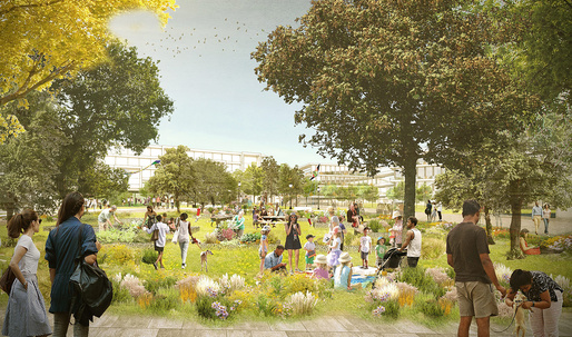 Facebook and OMA New York to collaborate on mixed-use masterplan in Menlo Park