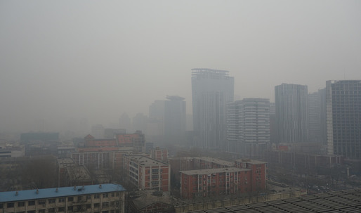 "Another ""airpocalypse"" strikes China"
