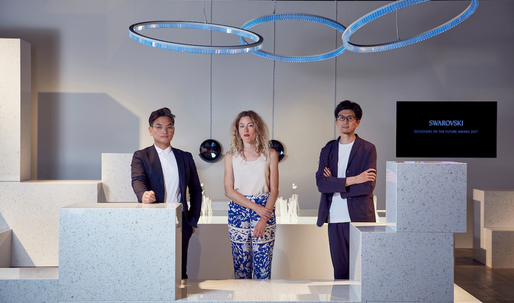 Jimenez Lai, Marjan Van Aubel and TAKT PROJECT unveil their crystalline innovations