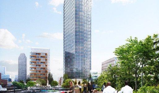 REVEALED: SHoP Architects' Long Island City Waterfront Development