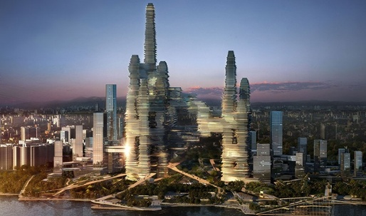China's obsession with vertical cities