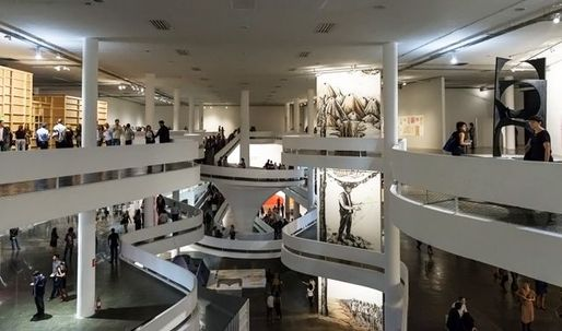 Articulating Space: The Architecture of the São Paulo Biennial