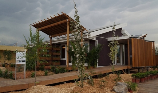 Team UOW Australia Wins 2013 Solar Decathlon China