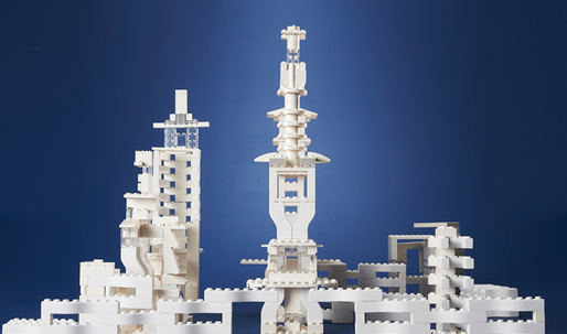 Wired gets Snøhetta, SHoP and SOM to push the limits of LEGO