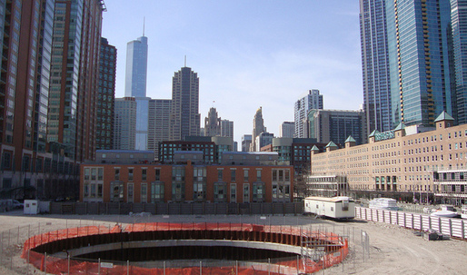 Looks Like Calatrava Won't Get Paid for His Chicago Spire Work