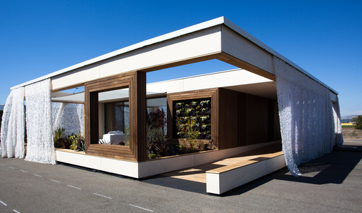 Archinect Field Trip: Solar Decathlon 2013, Basking in Arrays of Energy Efficiency