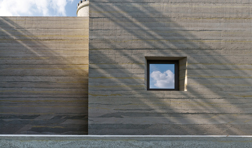 Showcase: Sparrenburg Visitor Center by Max Dudler