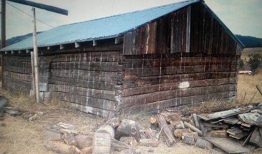 Twitter installs 19th century log cabins in San Francisco HQ