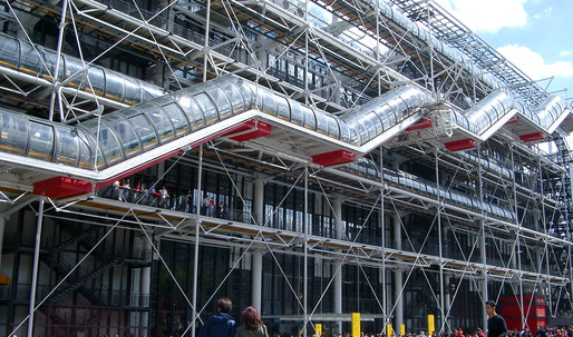 The Pompidou Centre to get a €100M facelift