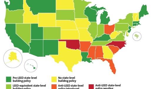 Ohio Looks at Banning LEED