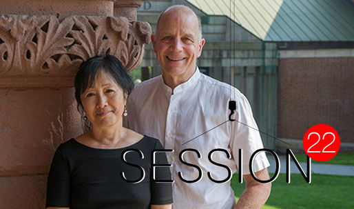 """Starts with me, ends with us"": A conversation with Tod Williams and Billie Tsien on Archinect Sessions Episode #22"