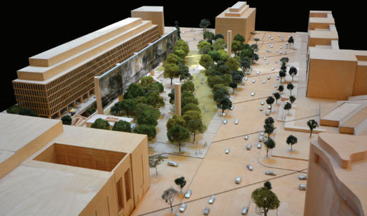 Gehrys Revised Eisenhower Memorial Loses Two Controversial Tapestries, But Concerns Remain