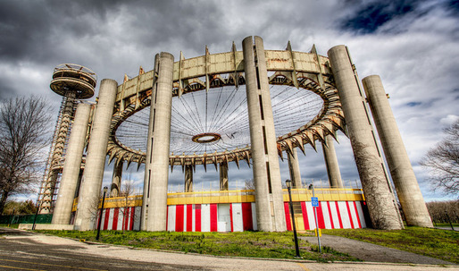 """Modern Ruin"" documents the rise, fall, and revival efforts of historic New York State Pavilion"