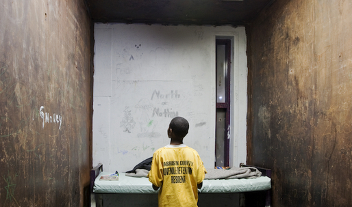The Architecture of Juvenile Detention in America