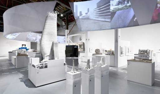 """LA Times Christopher Hawthorne calls MOCAs revamped architecture show """"a model of insularity"""""""