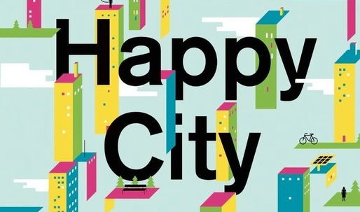 "Designing and understanding the ""Happy City"""