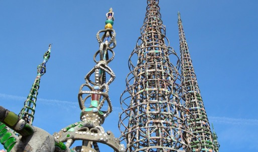 RIP Bud Goldstone, the Hero Who Saved Watts Towers