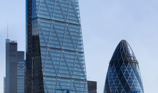 Cheesegrater skyscraper loses another bolt – the third one in three months
