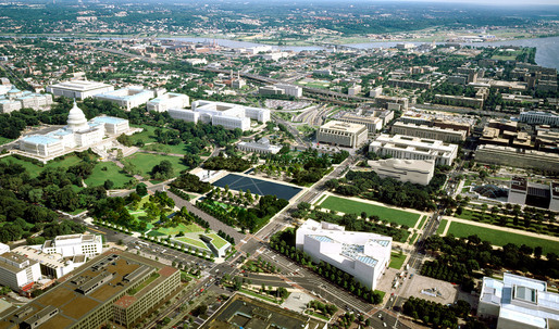 National Mall Design Competition Selects the Three Winning Teams