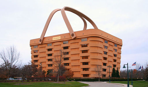 Want to work in a giant basket? Ohios soon-vacated landmark faces uncertain future