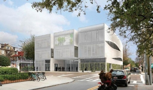 Clemson architecture center gets city approval; residents pan design