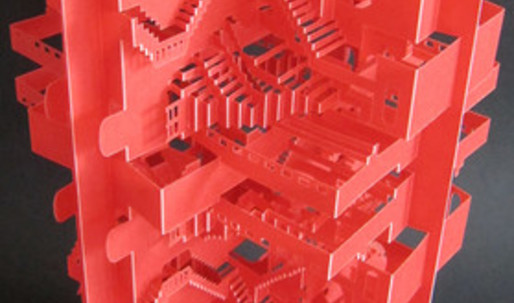 Paper Craft Weds Japanese Tradition And Modern Architecture