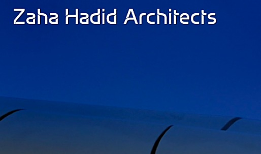 ZahaHadid.com gets a facelift