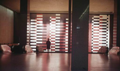Josef Albers's Manhattan mural could return to New York