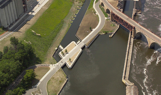 Minneapolis' Water Works Competition Shortlists West 8, SCAPE, Gustafson Guthrie Nicol