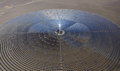 New Nevada solar plant can store heat from the sun for up to 10 hours – with molten salt