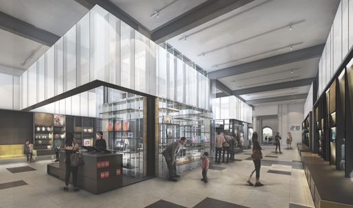 V&A's main shop to be remodelled by Friend and Company Architects, with Millimetre and RA Projects