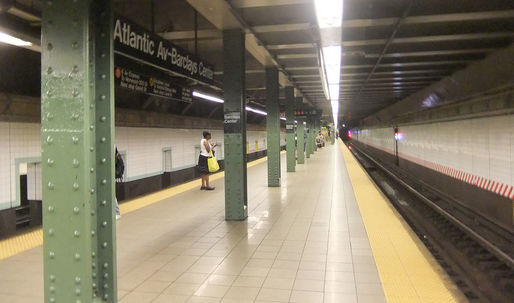 Cuomo suggests a plan to allow private sponsorships of NYC subway stations